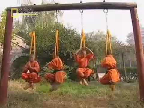 Shaolin Neck training